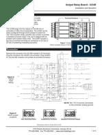 ALC-30404-Output Relay Board-U04R