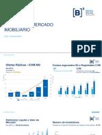 fii  - Boletim Mercado Imobiliario b3- 2019 11