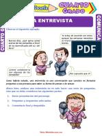 La-Entrevista-para-Cuarto-Grado-de-Primaria