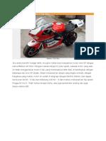 6. Motor Mini GP Medium 4 Tak 50cc