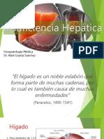 Insuficiencia Hepatica. Axel Ayala