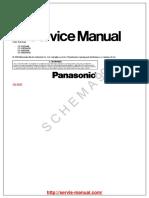 Panasonic CT-32 36HX41 CH AP346 347
