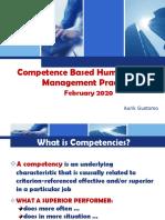 SESI 14 CBHCM Practices (1)