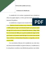 NOTAS DE LAURO ZAVALA
