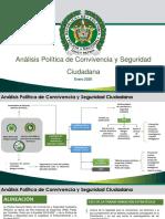 PRESENTACION Analisis politica de seguridad nacional final