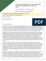 resumen experimental neurology