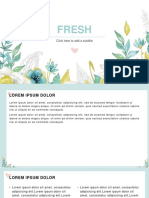 Green Art Template-WPS Office.pptx