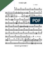 CALI AJI - Score Completo