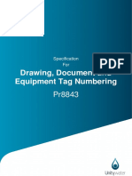 Pr8843 - Drawing and Equipment Tag Numbering