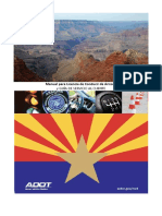 Manual para Licencia de Conducir de Arizona