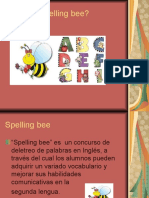 Qué es Spelling bee
