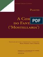 Plauto - A comédia do fantasma_ Mostellaria.pdf
