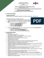 arlance feb Accomplishment Report