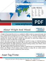 Get your asset tagging tools from wright and woods internationals.