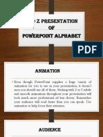 A TO Z PRESENTATION.pptx