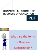 FORMS OF BUSINESS ORGANIZATION (accounting 1).ppt