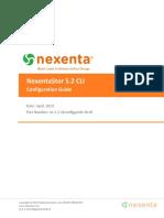 NexentaStor-5.2-CLI-Config-Guide-RevB