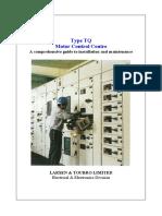 MCC- Installation & Commisioning Manual
