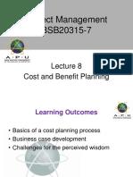 Project Management APU Lec 8