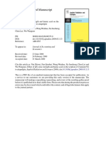 Effect of pH, ionic strength and humic acid on the sorption of