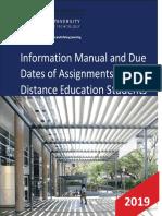 DE Manual  - 29 October 2019