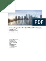 Solution Design Guide for Cisco Unified Contact Center Enterprise 11.6,