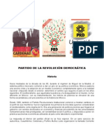 Historia PRD