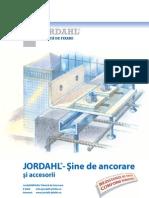 JORDAHL Sine de Ancorare pentru beton armat