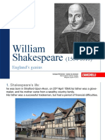 William Shakesepare Biography