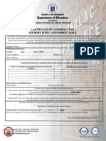 2020 Enclosure 5A - Certificate of Candidacy SPG