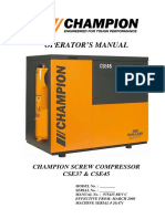 Air-Equipment_Compressors_Compressor-100-130CFM-E-CSE-37_Operation-Manual