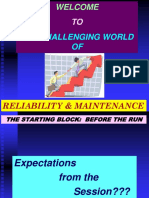 Reliability & Maintenance by Shalabh Capoor.ppt