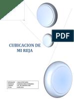 CALCULO DE REJA