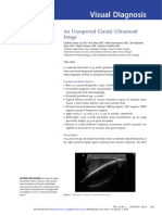 An Unexpected Cranial Ultrasound Image. NeoReviews.pdf