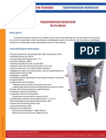 TRANSFORMATEUR-REDRESSEUR TR-STI-48V-6A