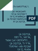 Vocaciones y misión evengelizadora de la Iglesia.pptx