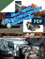 Charla Nuevas Tecnologias en Motores de Combustion Interna IUTI