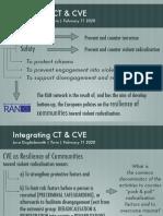 Integrating CT & CVE