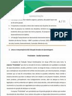 "2°E 3° SEMESTRE TPG 2020 ""Indústria de Colchões MattressFlex"""