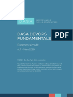 DASA DevOps Fundamentals_MockExam_French