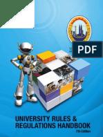 UniKLRulesandregulationsHandbook7thEdition