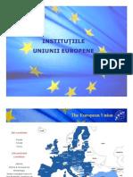 institutii U.E.