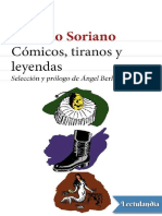 Comicos tiranos y leyendas - Osvaldo Soriano