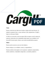 Investigación Cargill