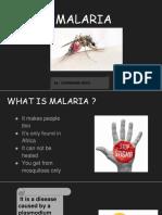 Malaria ?.pptx