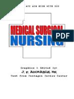 Medical Surgical Nursing With Mnemonics