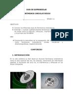2. Fenómenos ondulatorios