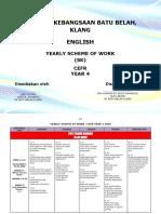 YEARLY SCHEME OF WORK CEFR YEAR 4 2020(1)