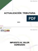 ACTUALIZACION TRIBUTARIA IVA