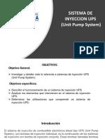 Sistema de inyección-UPS